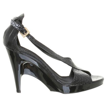 Givenchy Sandaletten in Schwarz