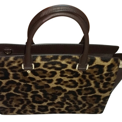 Michael Kors Handbag with leopard pattern