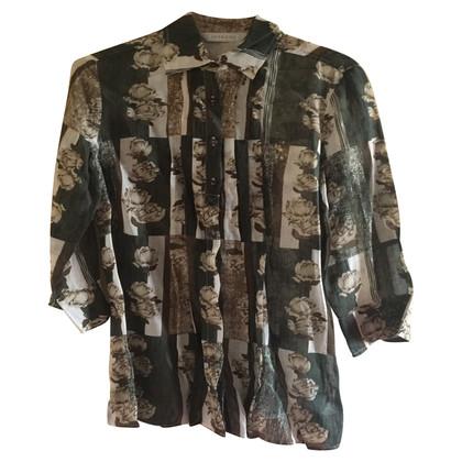 Max Mara silk blouse