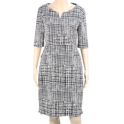 L.K. Bennett Kleid mit Muster