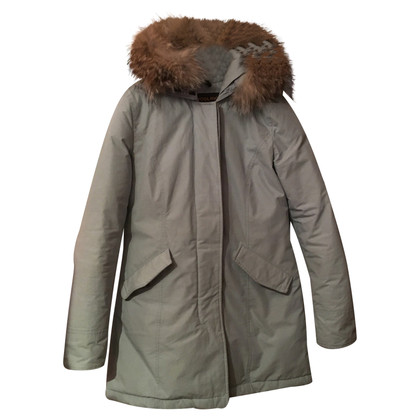 Woolrich Arctic parka with fur collar