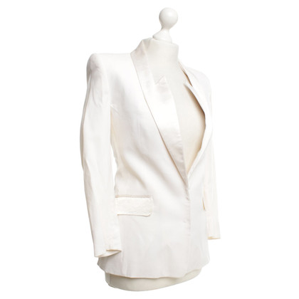 Maison Martin Margiela Blazer in cream