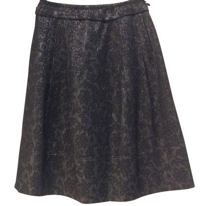 Max Mara Brocade skirt