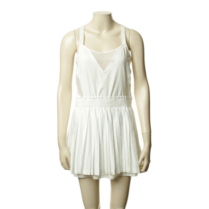 Stella McCartney for Adidas Tennis dress in white