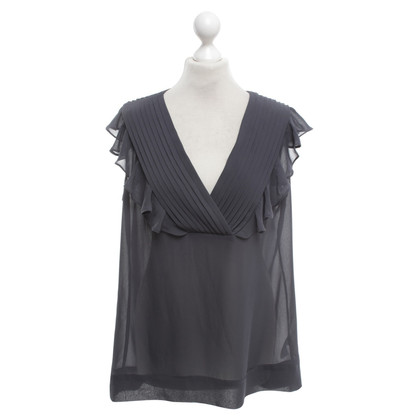 French Connection Blouse in grey