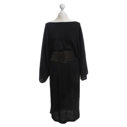 Max Mara Knit dress in black