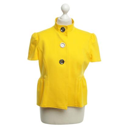 Michael Kors Veste jaune