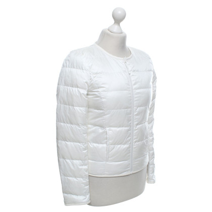 Comptoir des Cotonniers Down jacket in white