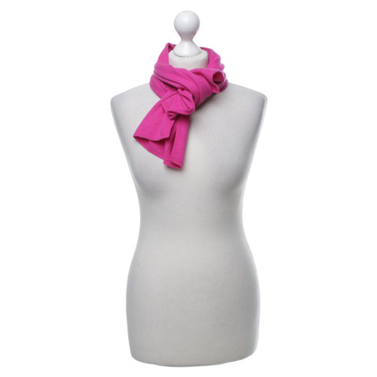 Allude Cashmere scarf in pink