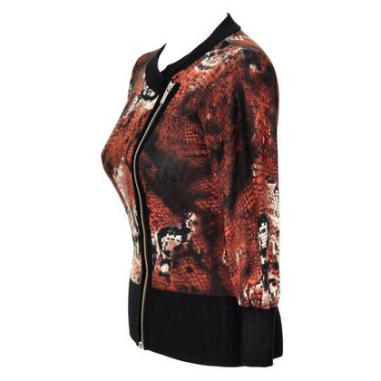 Karen Millen pull en tricot avec motif