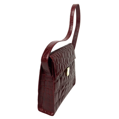Furla Handtasche in Bordeaux