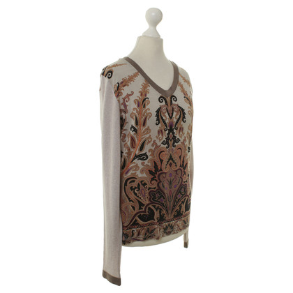 Etro Shirt with patterns