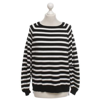 Karen Millen Sweater with stripes pattern