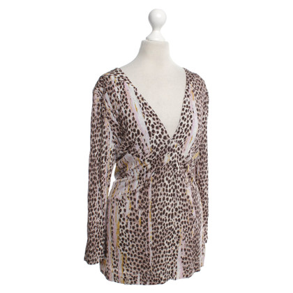 Just Cavalli Long-sleeved shirt with patterns