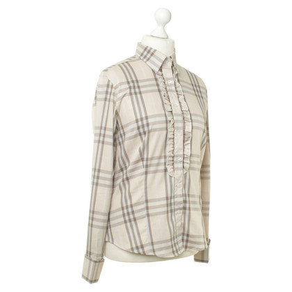 Burberry Blouse with patterns