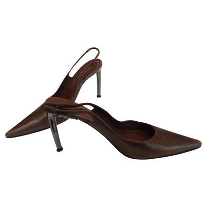 Sergio Rossi escarpins sandales