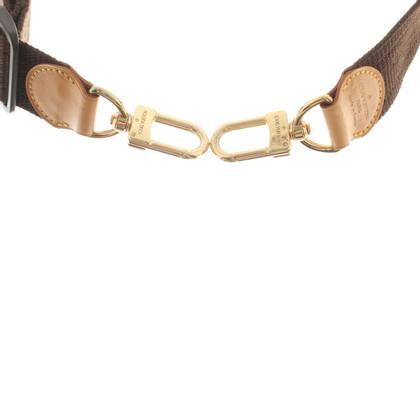 Louis Vuitton Tracolla in marrone