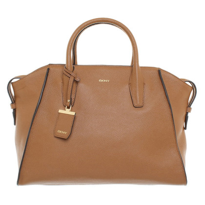 DKNY Handbag in cognac