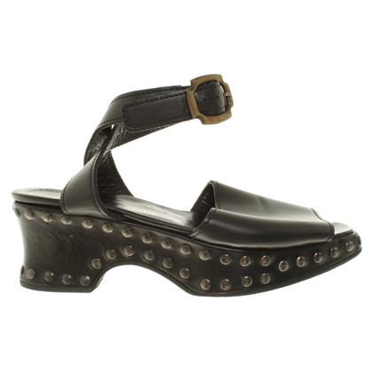 Other Designer Stephane Kélian - Sandals in black