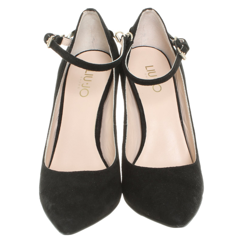Liu Jo PumpsPeeptoes in Schwarz Second Hand Liu Jo Pumps