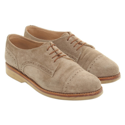 Ludwig Reiter Lace-up shoes suede