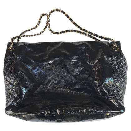 Chanel Maxi Chanel Bag in Black Paint