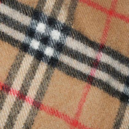 Burberry foulard wool