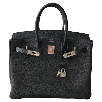 "Hermès ""Birkin Bag 35 Togo Leather PHW"""