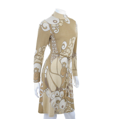 Leonard Vintage jersey dress