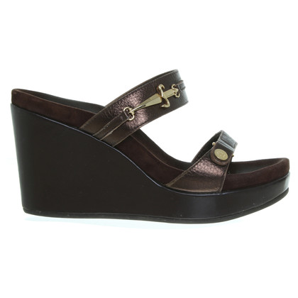 Other Designer 4US - Sandals in Brown
