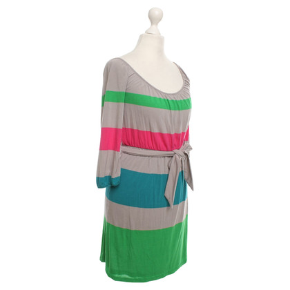 Juicy Couture Jersey dress with striped pattern