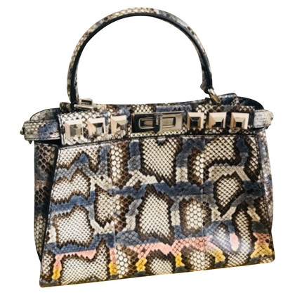 "Fendi ""Peekaboo Bag"" L. E."