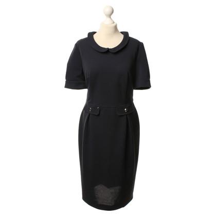 Aigner Dress in dark blue