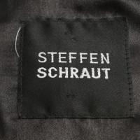 Steffen Schraut Rivet vest in black