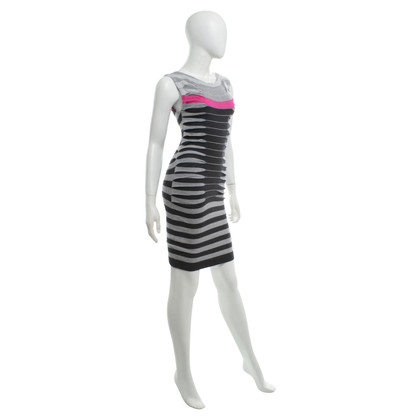 Ted Baker Knit dress with stripes