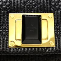 """Louis Vuitton """"Altair Clutch"""" in Schwarz"""