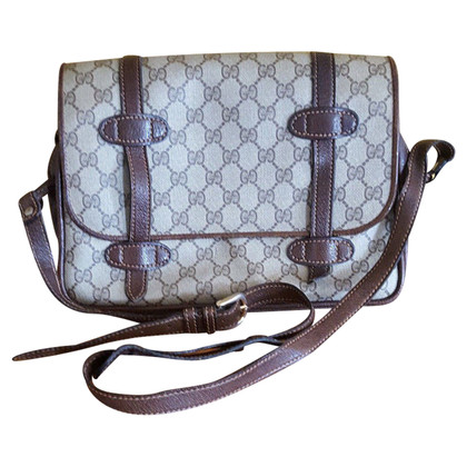 Gucci unisex vintage Messenger