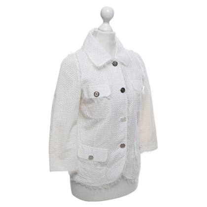 Dolce & Gabbana Blazer in bianco