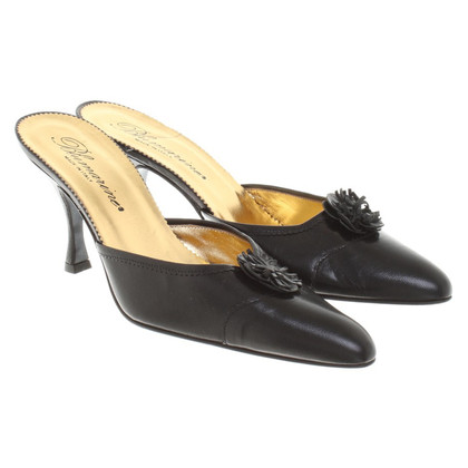 Blumarine pumps in nero