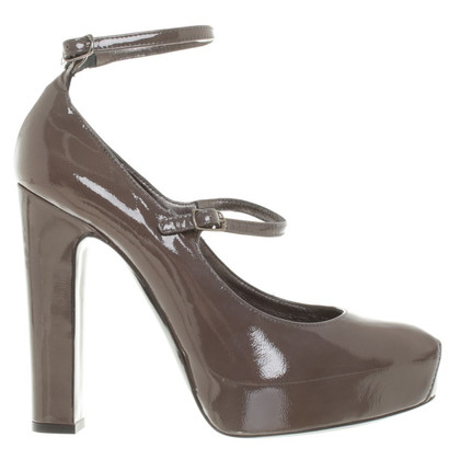 Philosophy di Alberta Ferretti Pumps aus Lackleder