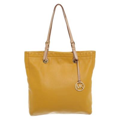 Michael Kors Handbag In Yellow