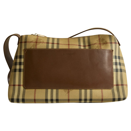 Burberry Shoulder Bag in Classic Check