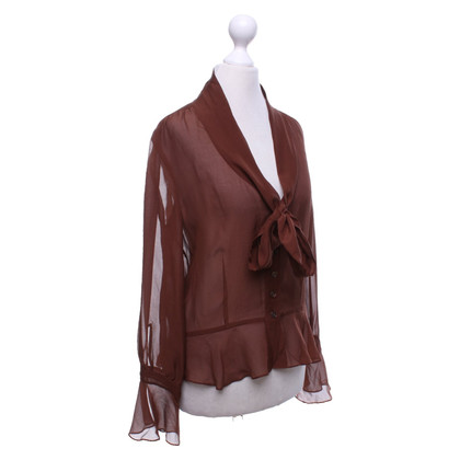 DKNY Blouse in brown