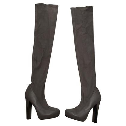 Roberto Cavalli Overknee boots