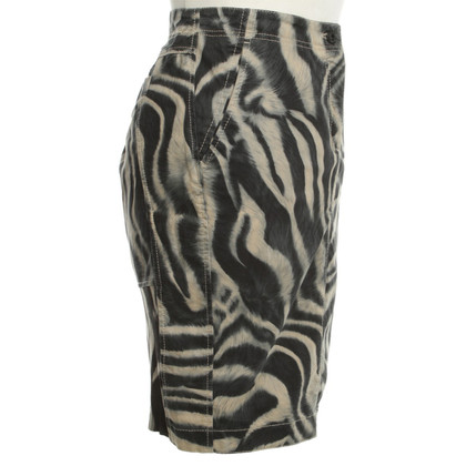 Marc Cain Rock mit Animal-Print