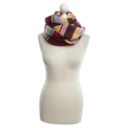 Missoni Gestreepte sjaal in Bunt