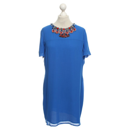 Issa Summer Dress in Royal Blue