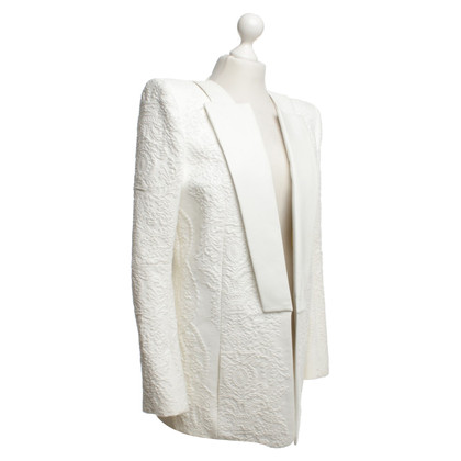 Balmain Blazer in White