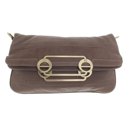 Hoss Intropia Clutch in Taupe