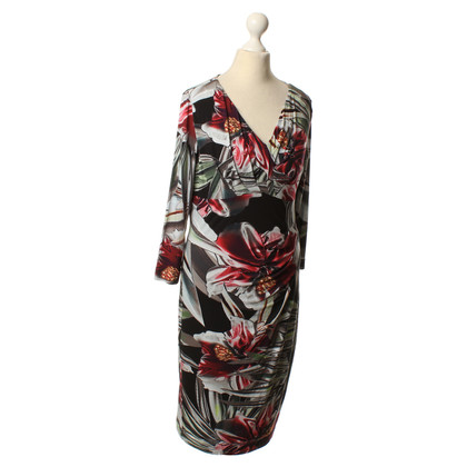 Escada Dress with a floral pattern